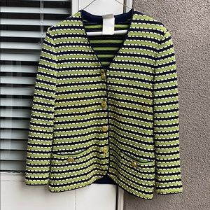 VINTAGE WOMENS LIOLA JACKET MADE IN ITALY SIZE 10